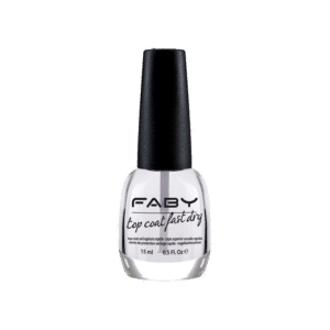 Vernis à ongles - Top coat - FABY